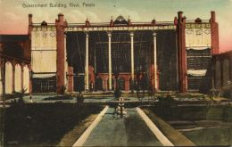 Iran Persia, KHOY KHOI, Government Building (1910s) - Iran