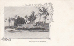 Océanie - Nouvelle-Calédonie - Ile Des Pins Saint Maurice - Pirogue Pêche - Art Nouveau - New Caledonia