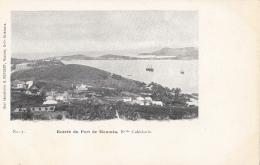 Océanie - Nouvelle-Calédonie - Nouméa - Précurseur Entrée Du Port - Editeur Rordorf N° 7 - RARE - New Caledonia
