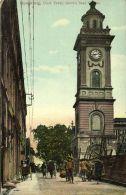 China, HONG KONG, Queen's Road Central, Clock Tower (1910s) - China (Hong Kong)