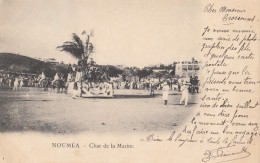 Océanie - Nouvelle-Calédonie - Nouméa - Précurseur Carnaval Char De La Marine - Marine Coloniale 1904 - New Caledonia