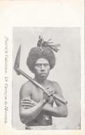 Océanie - Nouvelle-Calédonie - Précurseur 1ère Série - Canaque De Moindou - N° 49 - New Caledonia