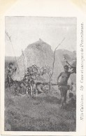 Océanie - Nouvelle-Calédonie - Précurseur 1ère Série - Case Et Canaques De Ponérihouen - N° 59 - New Caledonia