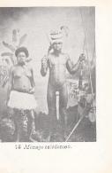 Océanie - Nouvelle-Calédonie - Précurseur 1ère Série - Ménage Calédonien - Nu - N° 45 - New Caledonia