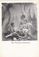 Océanie - Nouvelle-Calédonie - Précurseur 1ère Série - Femmes Canaques - Nu - N° 46 - New Caledonia