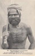 Océanie - Nouvelle-Calédonie - Précurseur - Indigène Masque De Guerre - N° 45 - RARE - New Caledonia