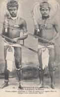 Océanie - Nouvelle-Calédonie - Précurseur - Guerriers Indigènes Coquillages Tamioc Sagaies - N° 42 - New Caledonia