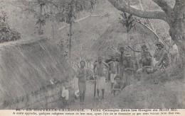 Océanie - Nouvelle-Calédonie - Précurseur - Tribu Canaque Gorges Du Mont Mû - Nu - N° 46 - New Caledonia