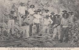 Océanie - Nouvelle-Calédonie - Précurseur - Forçats Condamnés - Travaux Forcés Carrière Pierres - N° 40 - New Caledonia