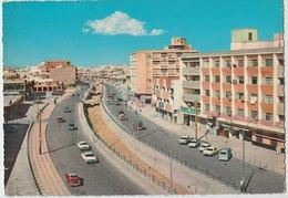 Riadh, Ryad, Ryadh. Arabie Saoudite. Rue, Street. Avec Voitures Années 60. With Cars. Format 10x15. Ecrite En 68 - Saudi Arabia