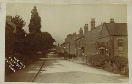Nottinghamshire, AWSWORTH, The Lane (1910s) Watson RPPC - Other