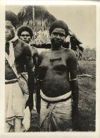 New Guinea (?), Native Nude PAPUA (?) Girl (1930s) RP - Papua New Guinea