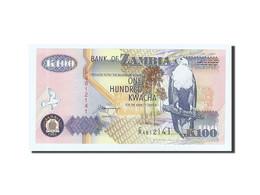 Zambie, 100 Kwacha, 1992, KM:38b, NEUF - Zambie
