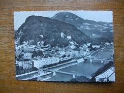 """Autriche , Salzburg , Mit Imberg Und Gaisberg """" Beau Timbre """""""" - Salzburg Stadt"""