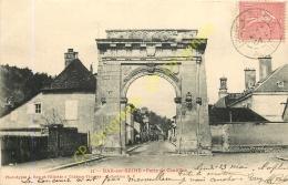 BAR SUR SEINE . Porte De Chatillon . - Bar-sur-Seine