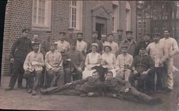 CARTE-PHOTO Brandenburg 1915 - Brandenburg