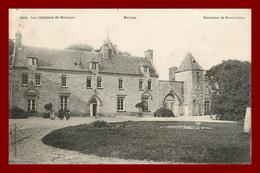Théme Chateau  *  Pont L'abbé   *   Kernuz    ( Scan Recto Et Verso ) - Pont L'Abbe