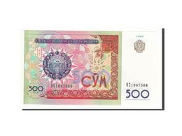 Uzbekistan, 500 Sum, 1999, KM:81, NEUF - Uzbekistán