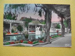 SOUSSE. Le Parc Charles Nicolle. - Tunisia