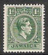 02309 Jamaica 1951 1d MNH - Jamaica (...-1961)
