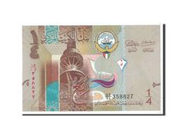 Kuwait, 1/4 Dinar, 2014, NEUF - Koweït
