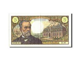 France, 5 Francs, 5 F 1966-1970 ''Pasteur'', 1969, 1969-06-05, KM:146b, TTB+ - 1962-1997 ''Francs''