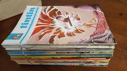 Revista Tintin Portugal 12 Ano Completo - 52 Revistas ANNÉE COMPLETE 1979/1980 - Livres, BD, Revues