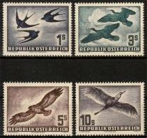 Österreich MiNr. 984/87 ** Vögel - 1945-.... 2. Republik