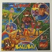 LUDWIG VON 88 - Guerriers Balubas - 12'' - 45 RPM - 45 Rpm - Maxi-Single