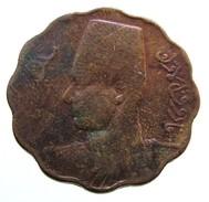 1943 - Egypt 5 Millièmes - (AH 1362) - KM# 360 - Egitto