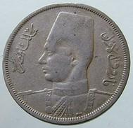 -1938 - Egypt 5 Millieme -  (AH1357) - KM# 363 - Egitto