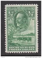 Bechuanaland Protectorate  105  * - Bechuanaland (...-1966)
