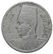 1938 - Egypt 10 Millieme -  (AH1357) - KM# 364 - Egitto