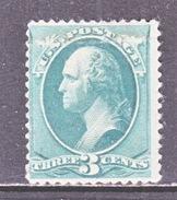 U.S. 207     *  1881  Issue - Unused Stamps