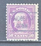 U.S. 517    Perf.. 11  No Wmk. *  CONN. 1917-19 Issue   MINT - United States