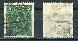 Deutsches Reich Michel-Nr. 193 Gestempelt - Geprüft - Germany