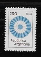 ARGENTINE, 1978, MNH  # 1209,  FLUO PAPER,   MNH - Neufs