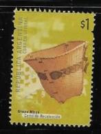 ARGENTINE, 2000, USED,  # 2130   Archaeological Artifacts: Basket . Mbaya Indians  USED - Argentine