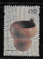 ARGENTINE, 2008, USED ,  # 2495, Archaelogical Artifacts: Volcavil Culture     Used - Argentine