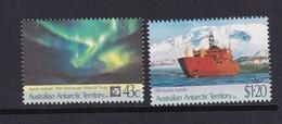 Australian Antarctic Territory  ASC 87-88 1991 Antarctic Treaty MNH - Australian Antarctic Territory (AAT)