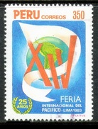 PERÚ-Yv. 766-PER-8384 - Peru