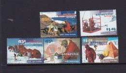 Australian Antarctic Territory  ASC 109-1131997 50th Anniversary Of Anare MNH - Gebraucht