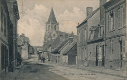 G96 - 80 - GAMACHES - Somme - Rue De La Gare - France