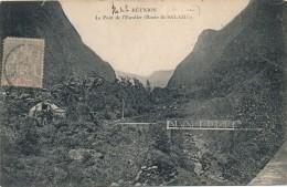 G96 - 974 - LA RÉUNION - Le Pont De L'Escalier - Route De SALAZIE - Autres