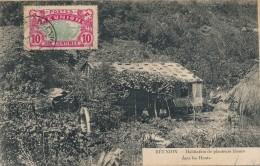 G96 - 974 - LA RÉUNION - Habitation De Planteurs Blancs Dans Les Hauts - Autres