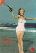 [DC1622] CARTOLINEA - MARILYN MONROE 1962/2012 - CINQUANTENARIO DELLA SCOMPARSA - Donne Celebri