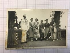 17M/1 - Photo Carte Garde Palais ? Gendarme ? Monaco 1928 - Guerre, Militaire