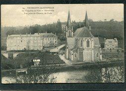 CPA - TROISGOTS LA CHAPELLE - La Chapelle Sur Vire Et L'Hôtellerie - France