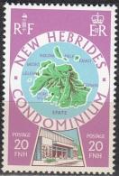 Nouvelles Hebrides 1977 Michel 476 Neuf ** Cote (2005) 0.60 Euro Ile Vaté - Légende Anglaise