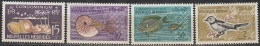 Nouvelles Hebrides 1963 Michel 204 - 207 Neuf ** Cote (2005) 19.00 Euro Oiseaux / Fruit De Coco - Französische Legende
